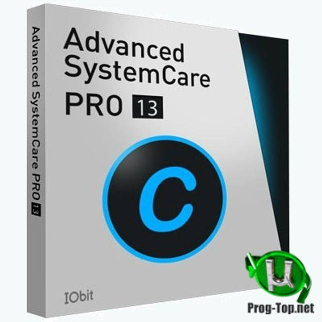 Advanced SystemCare обслуживание компьютера Pro 13.7.0.305 (акция Comss)