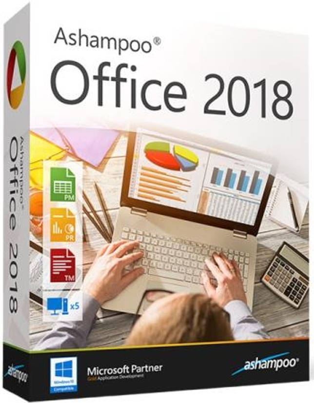 Ashampoo Office Professional 2018 Rev 973.1103