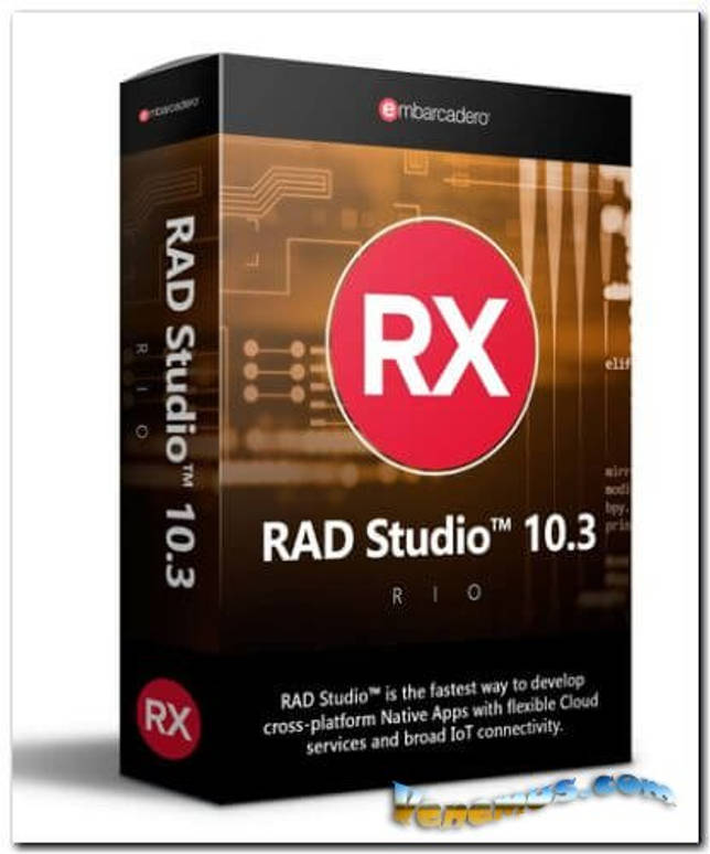 Embarcadero Rad Studio v.10.4 (+Crack)