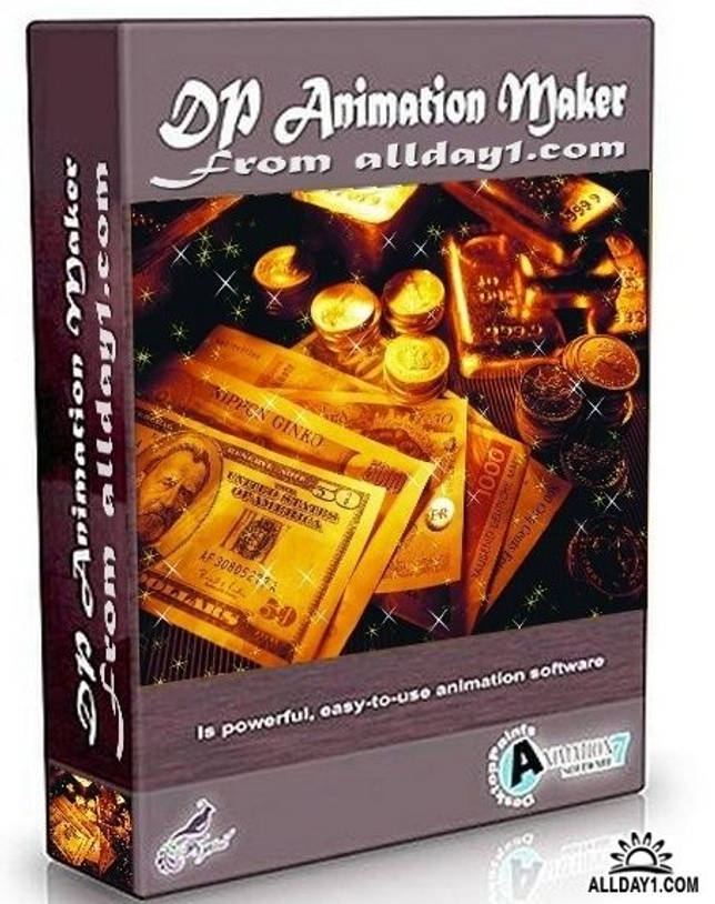 DP Animation Maker 3.4.22 + Extension Pack + RePack/Portable